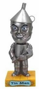 Funko Wizard of Oz Wacky Wobbler Bobble Head Tin Man