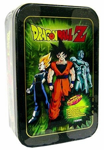 Dragon Ball Z Artbox Exclusive Filmcardz Card Tin