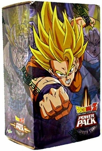 Dragonball Z Score Trading Card Game Capsule Corp. Power Pack [Hurl Raw Fury!]