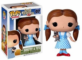 Funko POP! Wizard of Oz Vinyl Figure Dorothy New!