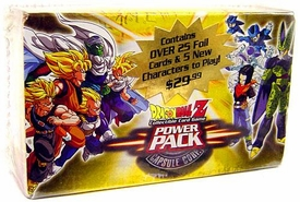 Dragon Ball Z Score Trading Card Game Capsule Corp. Power Pack [RANDOM Box Design!]