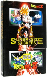 Dragonball Z Artbox Box of 24 Sticker Sets
