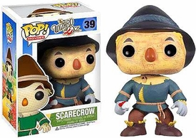 Funko POP! Wizard of Oz Vinyl Figure Scarecrow