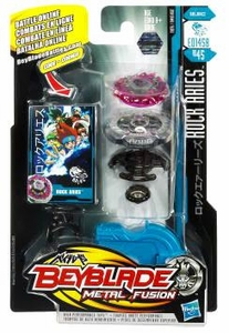 Beyblades Metal Fusion Balance Battle Top #BB45 Rock Aries