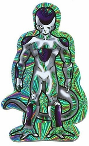 Dragonball Z Prismatic Sticker Standing Frieza [Final Form]