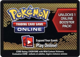 Pokemon Next Destinies Promo Code Card for Pokemon TCG Online