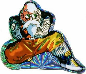 Dragonball Z Prismatic Sticker Roshi