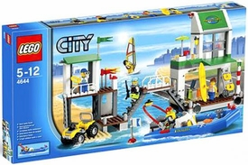 LEGO City Exclusive Set #4644 Marina