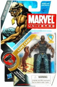 Marvel Universe 3 3/4 Inch Series 7 Action Figure #9 Luke Cage