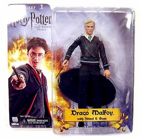 NECA Harry Potter and the Half Blood Prince 7 Inch Action Figure Draco Malfoy