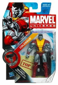Marvel Universe 3 3/4 Inch Series 8 Action Figure #13 Colossus