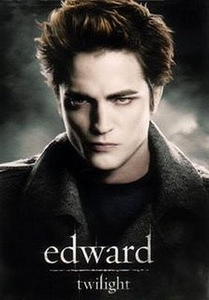 Twilight Movie Poster Edward