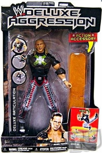 WWE Wrestling DELUXE Aggression Series 10 Action Figure Shawn Michaels [DX Outfit!]
