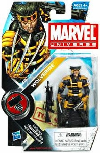 Marvel Universe 3 3/4 Inch Series 10 Action Figure #27 Wolverine [Team X]