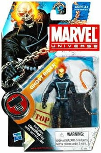 Marvel Universe 3 3/4 Inch Series 10 Action Figure #30 Ghost Rider
