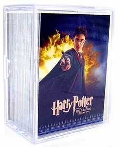 Artbox Harry Potter & The Half Blood Prince Movie Trading Cards Base Set [90 Cards]