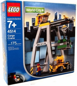 LEGO City Set #4514 Cargo Crane