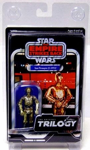 Star Wars Vintage Original Trilogy Collection C-3PO Action Figure Rare!