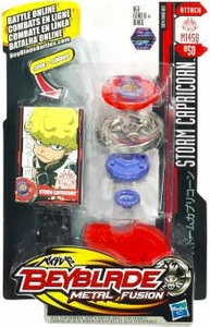 Beyblades Metal Fusion Attack Battle Top #BB50 Storm Capricorn