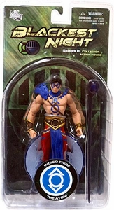 DC Direct Green Lantern Blackest Night Series 8 Action Figure Indigo Tribe the Atom