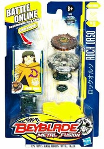 Beyblades Metal Fusion Defense Battle Top #BB51 Rock Orso
