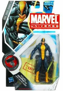 Marvel Universe 3 3/4 Inch Series 11 Action Figure #25 Constrictor BLOWOUT SALE!