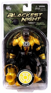 DC Direct Green Lantern Blackest Night Series 7 Action Figure Sinestro Corps Arkillo