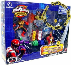 Power Rangers Disney Exclusive Operation Overdrive Mini PVC Figure Adventure Set C [Small Box]