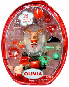 Olivia 3 Inch Mini Figure & Accessories Dress Up Set