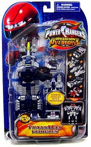 Power Rangers Operation Overdrive TransMax Vehicles Set G
