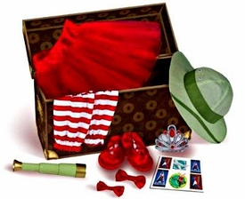 Olivia Deluxe Role Play Playset Dress Up Adventure Set Dream It, Be It!