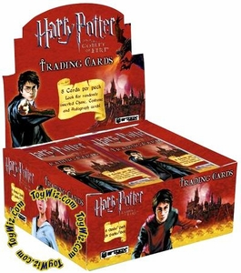 Harry Potter and the Goblet of Fire Movie Retail Version Trading Card Box (24 Packs)