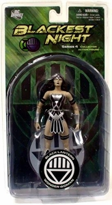 DC Direct Green Lantern Blackest Night Series 4 Action Figure Wonder Woman