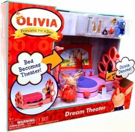 Olivia Princess for a Day Playset Dream Theater