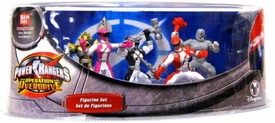 Power Rangers Disney Exclusive Operation Overdrive 5-Piece Figurine Set