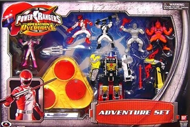 Power Rangers Operation Overdrive Mini PVC Figure Adventure Set
