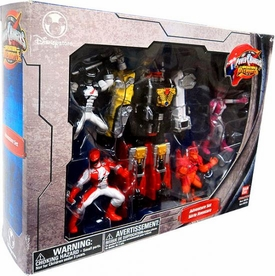 Power Rangers Operation Overdrive Mini PVC Figure Adventure Set A