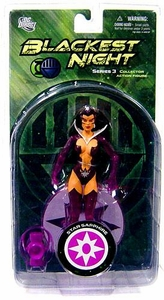 DC Direct Green Lantern Blackest Night Series 3 Action Figure Star Sapphire