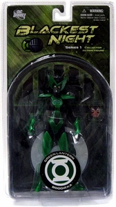 DC Direct Green Lantern Blackest Night Series 1 Action Figure Alpha Lantern Boodikka