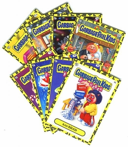 Topps Garbage Pail Kids Flashback Series 2 Set