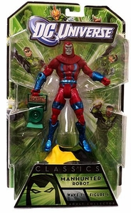 Green Lantern Classics Series 1 Action Figure Manhunter [Build Arkillo Piece]