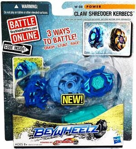 Beyblades Beywheelz Power #W-08 Claw Shredder Kerbecs