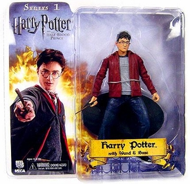 NECA Harry Potter and the Half Blood Prince 7 Inch Action Figure Harry Potter