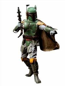 Sideshow Collectibles Star Wars 12 Inch Deluxe Action Figure Scum & Villainy Boba Fett