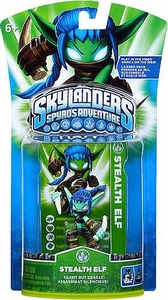 Skylanders Figure Pack Stealth Elf BLOWOUT SALE!