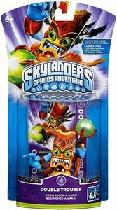 Skylanders Figure Pack Double Trouble