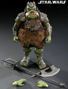 Sideshow Collectibles Star Wars 12 Inch Deluxe Action Figure Gamorrean Guard