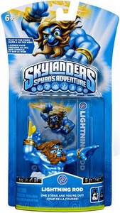 Skylanders Figure Pack Lightning Rod BLOWOUT SALE!
