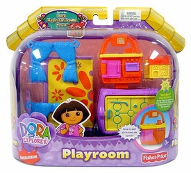 Dora Magical Welcome House Furniture Set Playroom