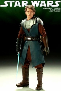 Sideshow Collectibles Star Wars 12 Inch Deluxe Action Figure General Anakin Skywalker